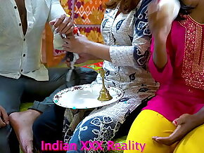 Indian best-ever 2 Sister 1 Sibling fuck with clear hindi voice